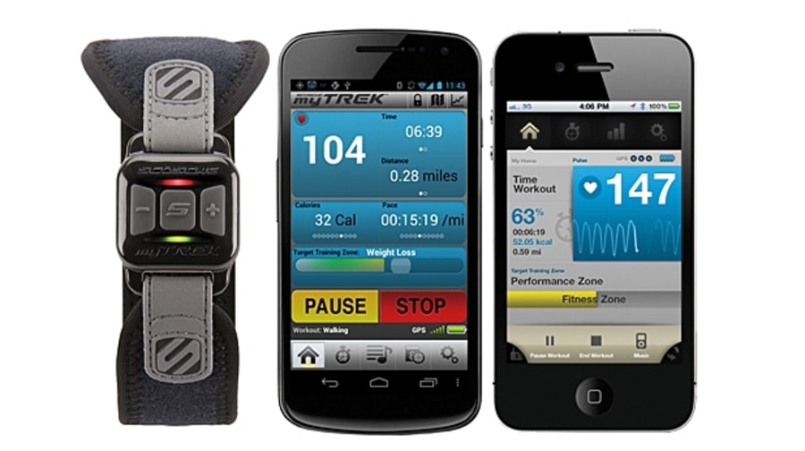 Scosche MyTrek Wireless Pulse ­Monitor