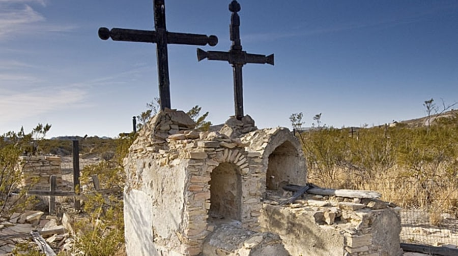 Ghost Town: Villa Terlingua, Texas
