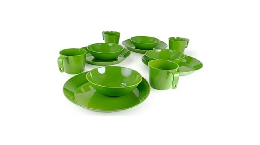 GSI 4-Person Cascadian Tableware