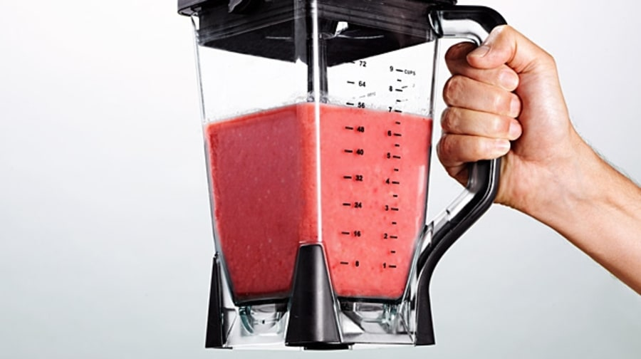 Get a blender that won't back down.