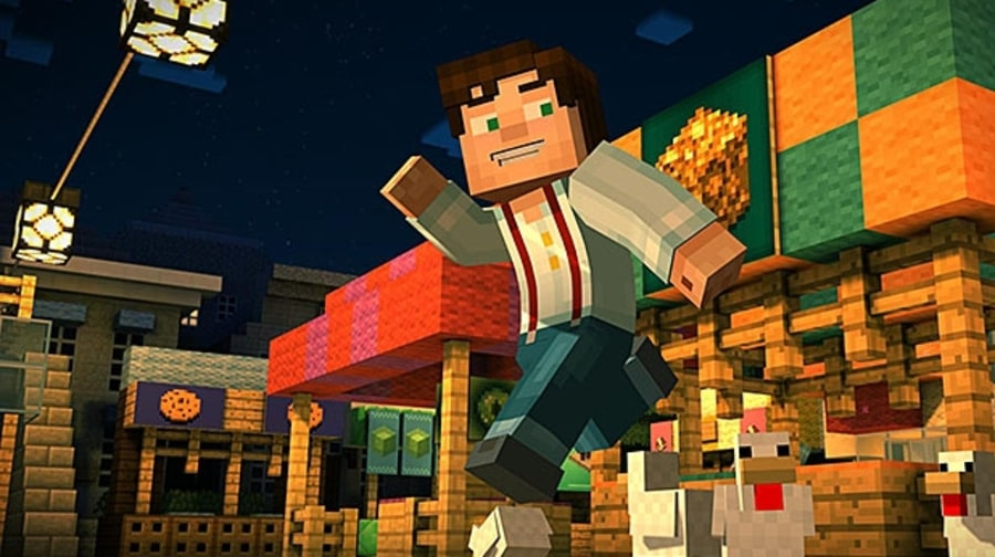 Download Minecraft: Story Mode (MOD, Unlocked) for android