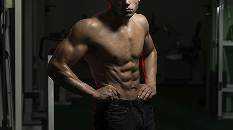 Myth #1: Some Guys Are Just Born with Six-Packs | 10 Myths ... 10 Pack Abs Real