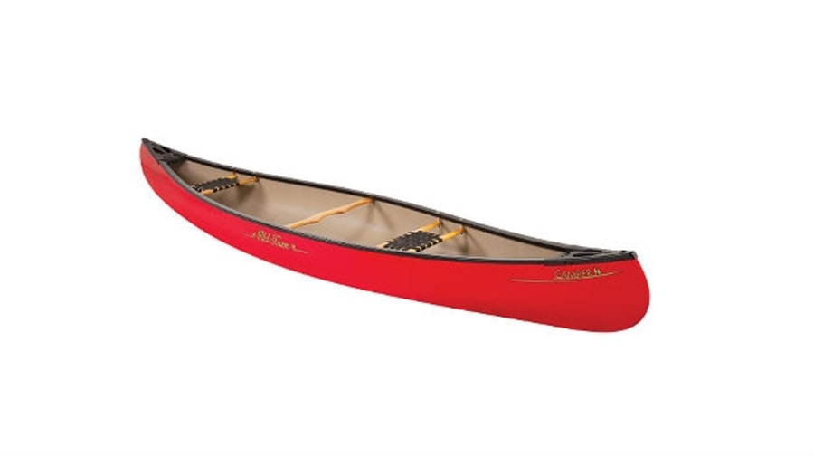 The Updated Old-School Canoe