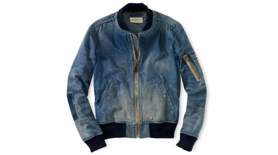Denim & Supply Ralph Lauren Lassen Denim Jacket
