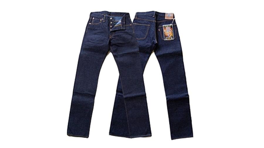 Samurai Jeans   The Best New Jeans for Men   Men's Journal