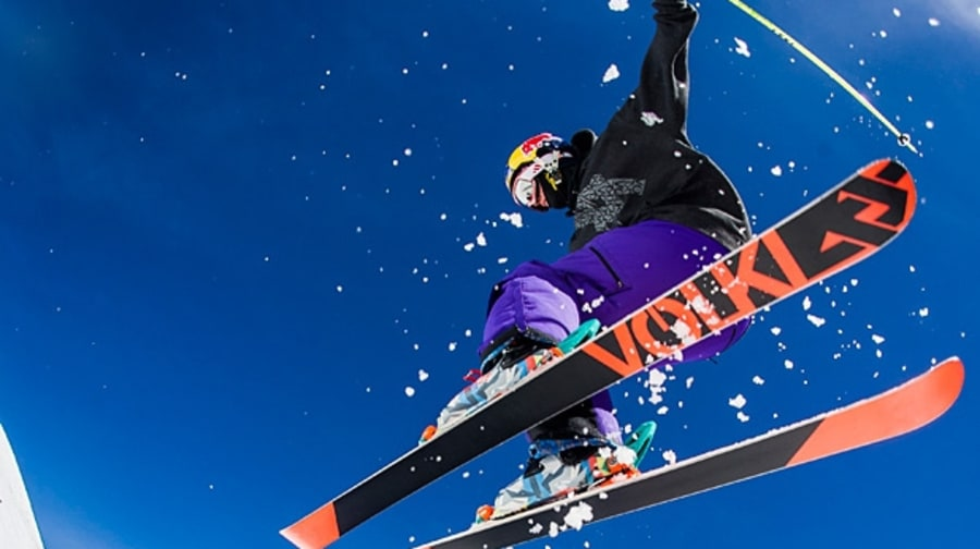 Ski and snowboard slopestyle