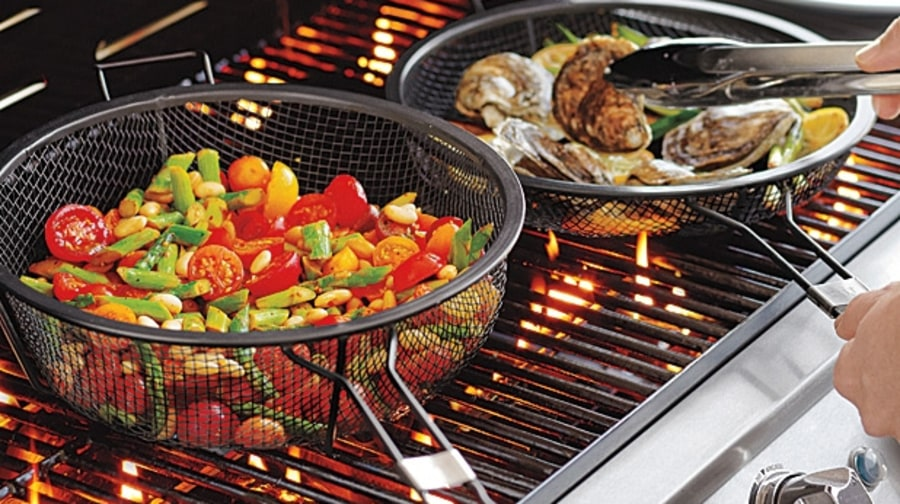 Vitaly Paley: Sur La Table Mesh Nonstick 3-in-1 Grill Pan