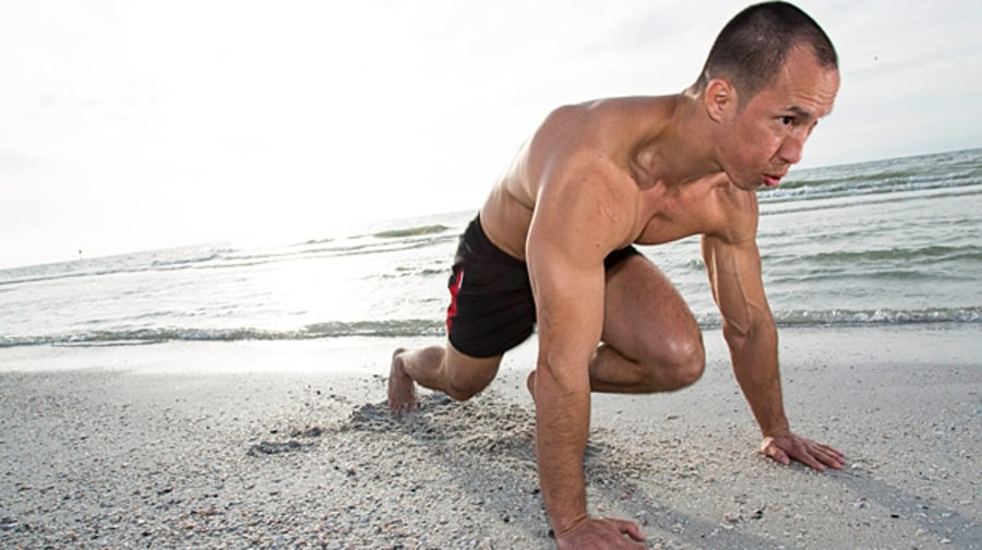 The No-Weights Workout: Mountain Climbers