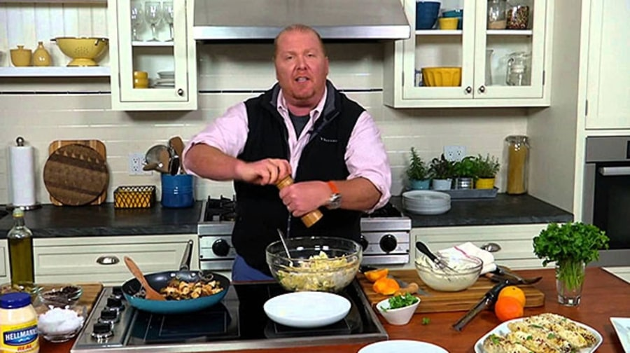 The Best Food Show for Italian Lovers: Mario Batali's How-To Tuesdays