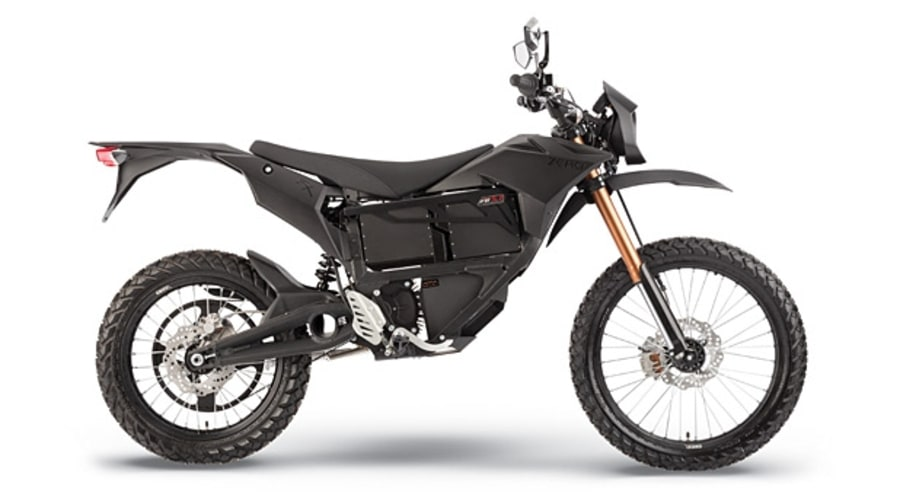 Zero FX ZF5.7 Electric Motorcycle