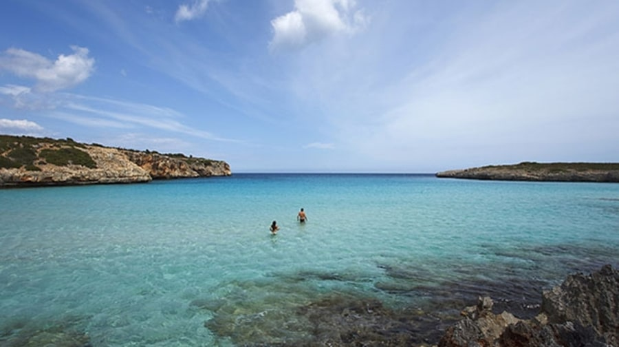 Cala Varques, Spanish Balearic Islands