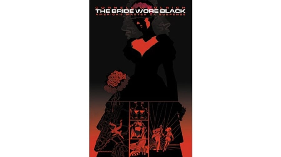 The Bride Wore Black, Cornell Woolrich (1940)