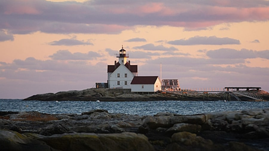 The Inn at Cuckold's Lighthouse, Boothbay Harbor