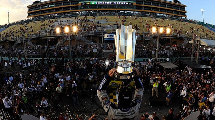 The Sprint Cup Trophy