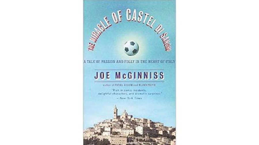 The Miracle of Castel di Sangro, by Joe McGinniss