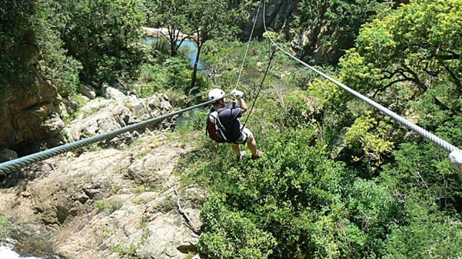 Tsitsikamma Zipline, South Africa