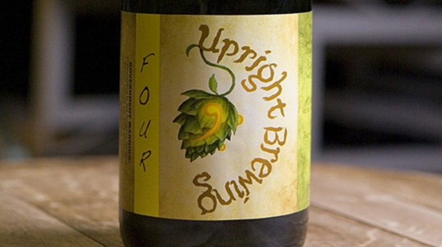 Upright Brewing Company's Four