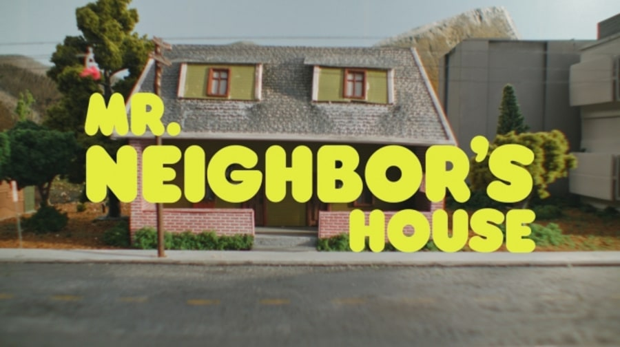Fri 12/2:  Mr. Neighbor's House (Netflix)