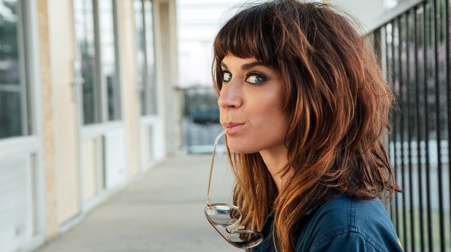 How Nicole Atkins Quit Drinking and Discovered Her Inner Soul Singer