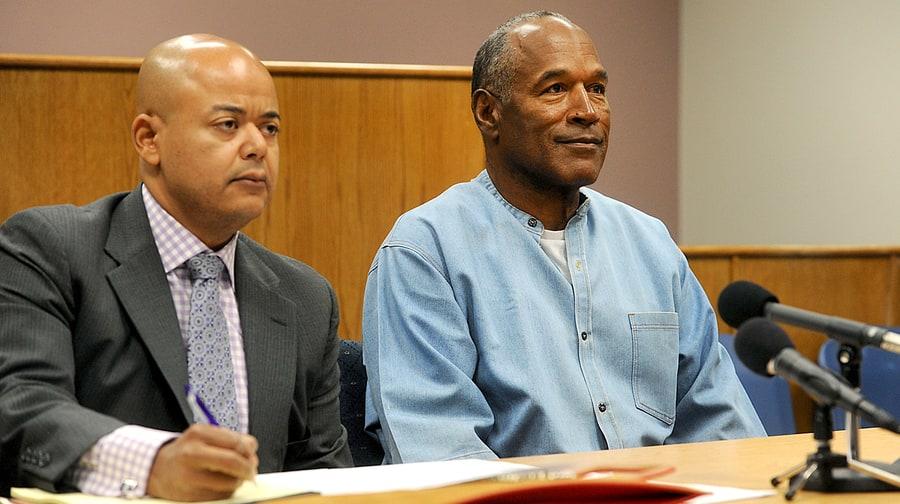 OJ. Simpson Granted Parole From Prison