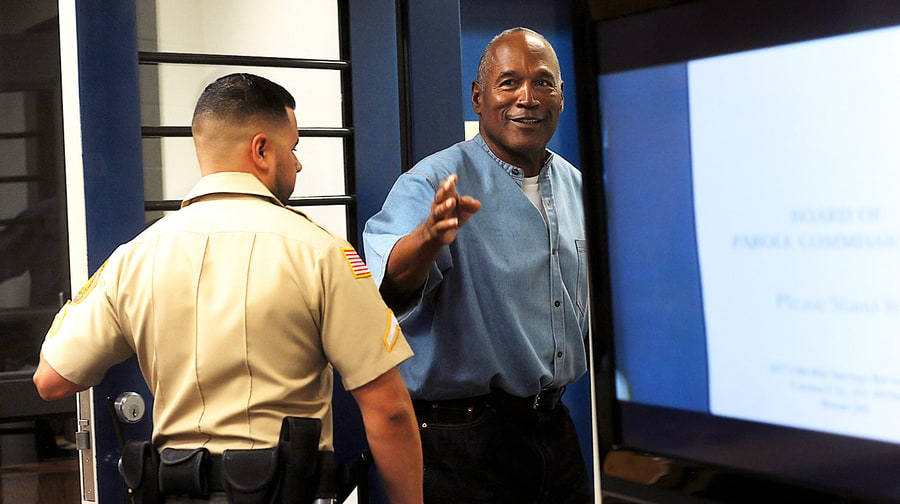 Ron Goldman's Family Calls O.J. Simpson's Parole 'Very Disappointing'