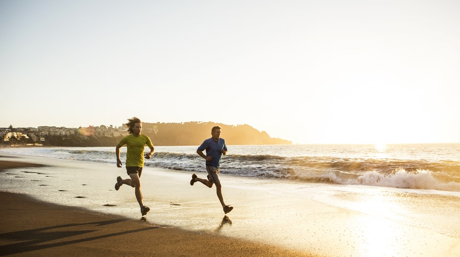 10 Workouts That Are Better on a Beach