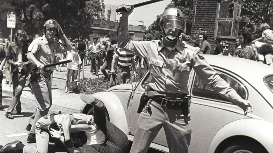Flashback: Ronald Reagan and the Berkeley People's Park Riots