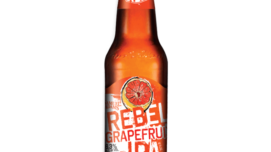 Samuel Adams Rebel Grapefruit IPA