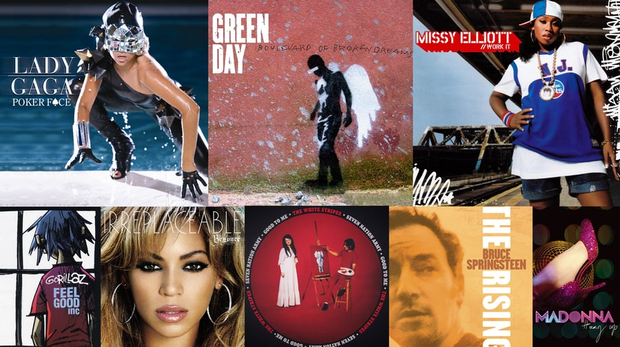 100 Best Songs of the 2000s