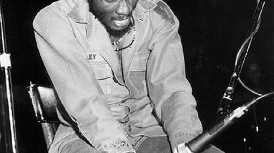 Jimmy Cliff: 1960: Drumming