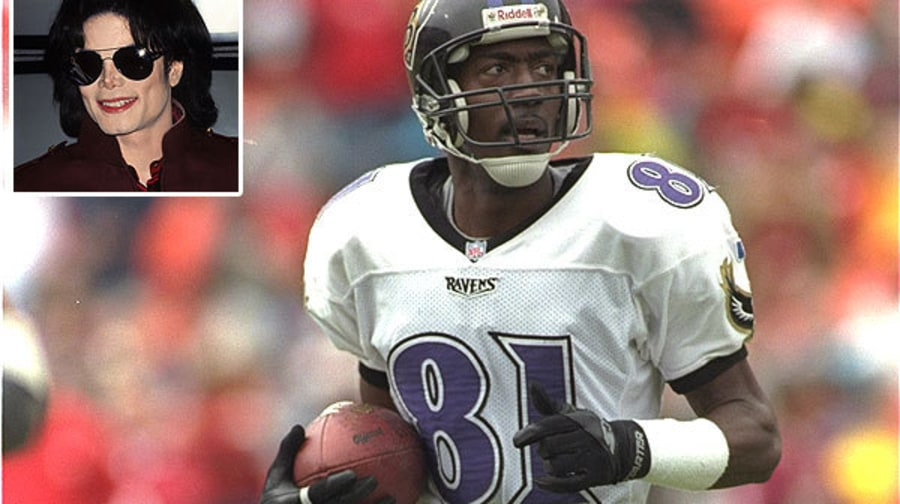 Michael Jackson, Baltimore Ravens/Cleveland Browns
