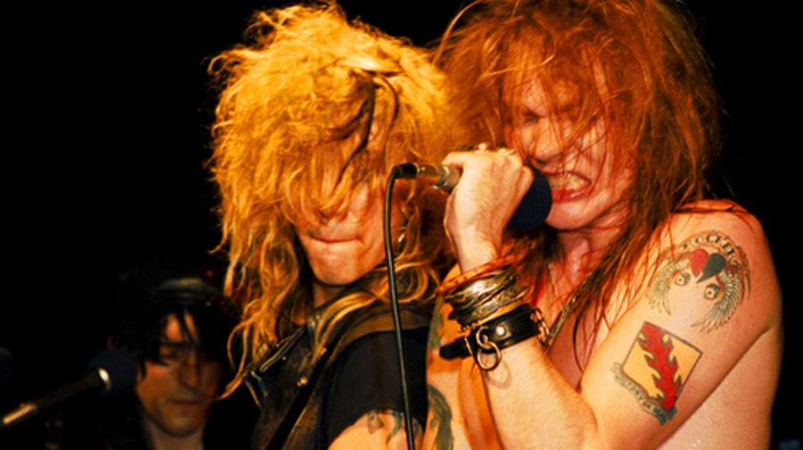 Mr. Brownstone   Guns N' Roses' Early Days   Rolling Stone