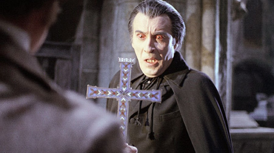 Best, Number 7: Christopher Lee Horror of 'Dracula'
