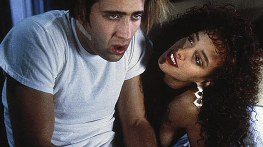 Best, Number 5: Nicolas Cage of 'Vampire's Kiss'