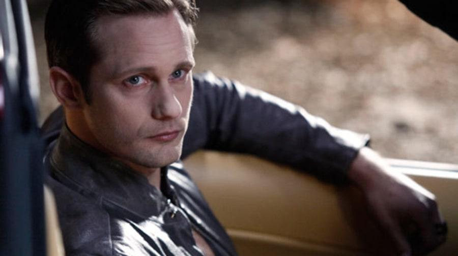 Best, Number 4: Alexander Skarsgard of 'True Blood'