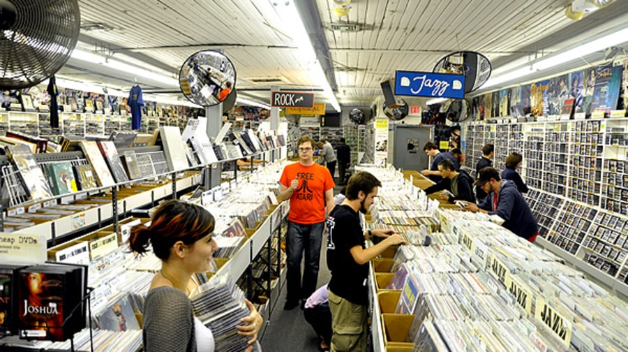 Princeton Record Exchange