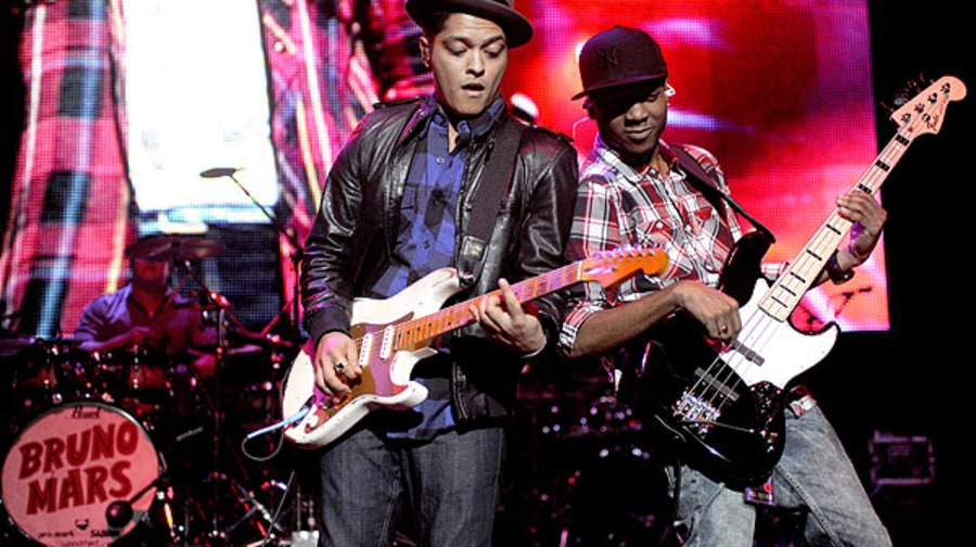 Bruno Mars: New York