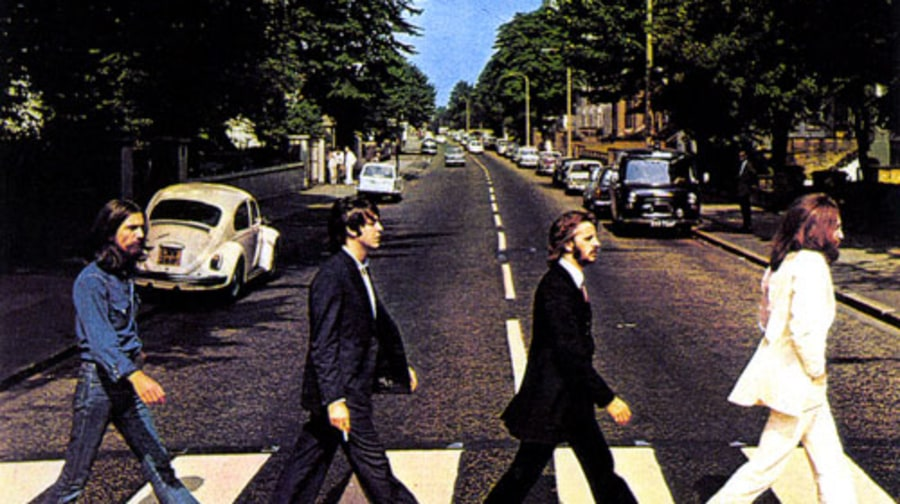 2. 'Abbey Road'