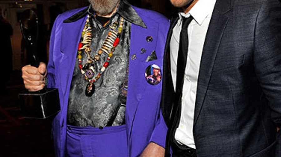 Dr. John and John Legend