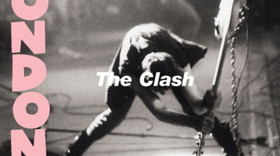 5. The Clash, 'London Calling'