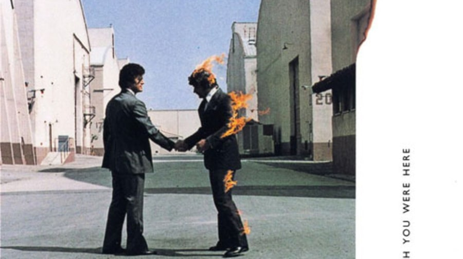 9. Pink Floyd, 'Wish You Were Here'