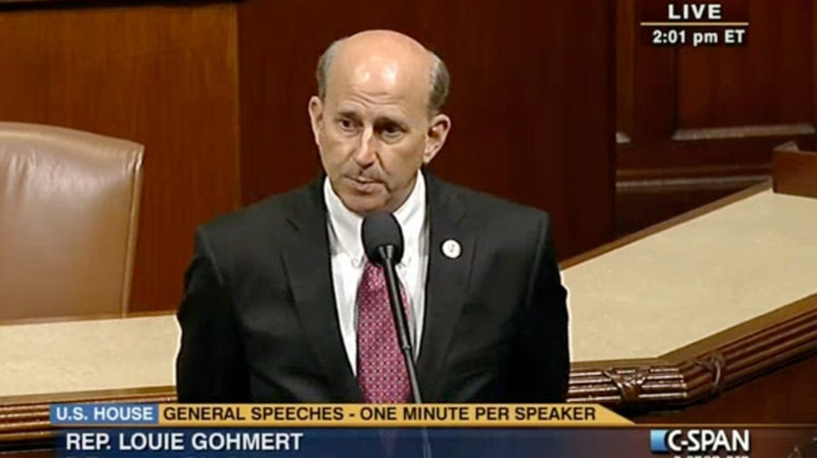 Rep. Louie Gohmert: Obama's Loyalty is to 'Islamic States'