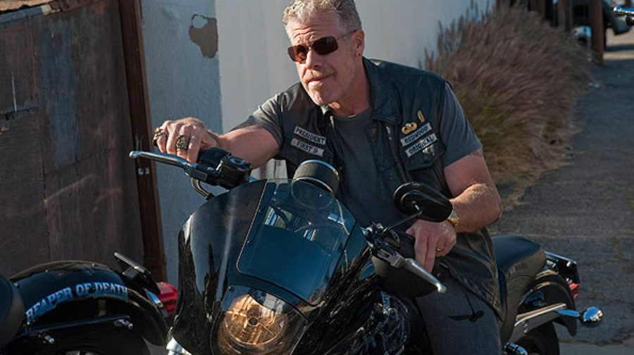 Ron Perlman as Clay Morrow - 'Sons of Anarchy'