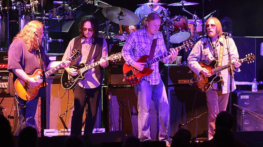 Allman Brothers Band Tom Petty Through The Years