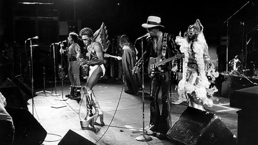 George Clinton and Parliament-Funkadelic