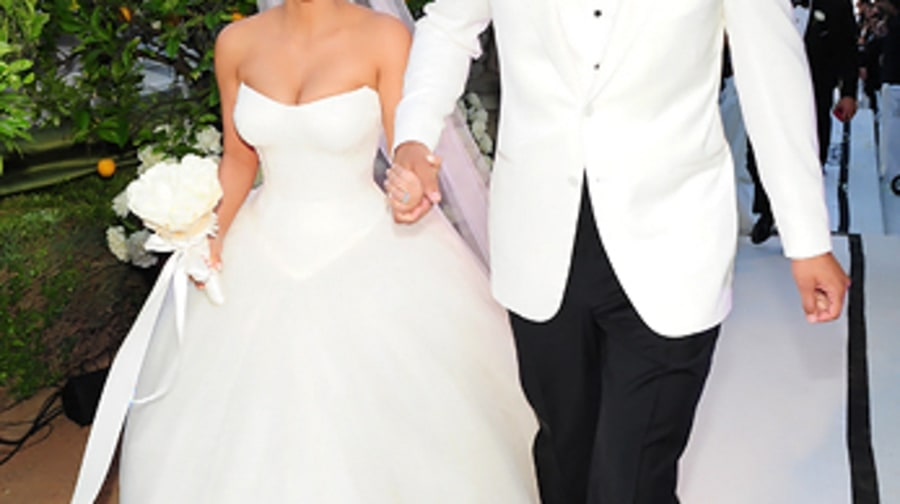 20. Kim Kardashian's Wedding