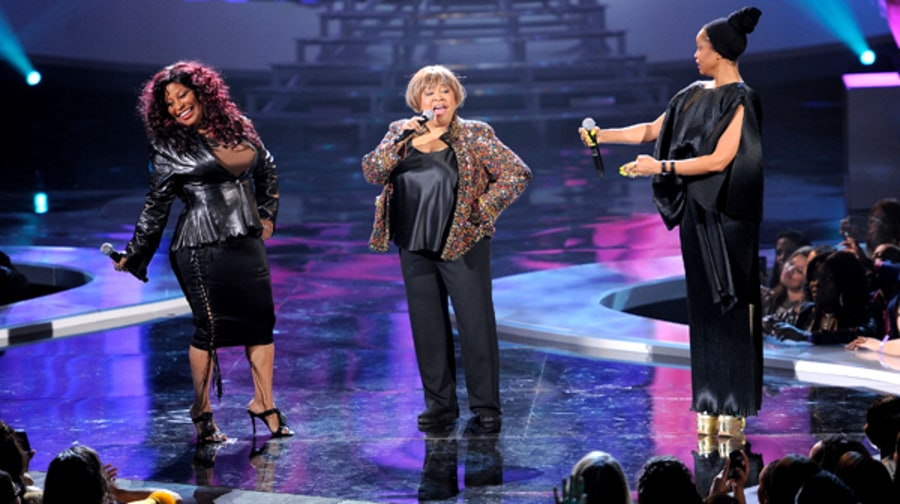 Chaka Khan, Mavis Staples and Erykah Badu Perform Together