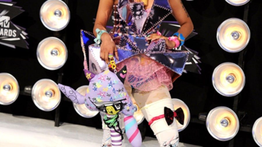 Nicki Minaj: Pop's Most Colorful Extrovert