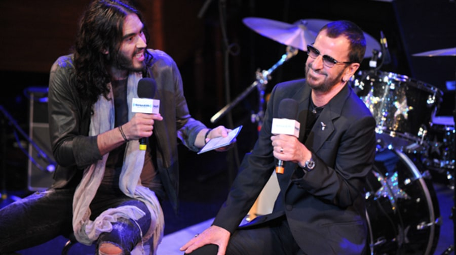SiriusXM's Town Hall with Ringo Starr