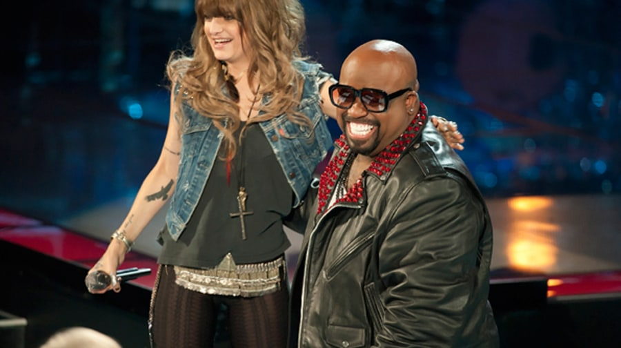 Cee Lo Picks One